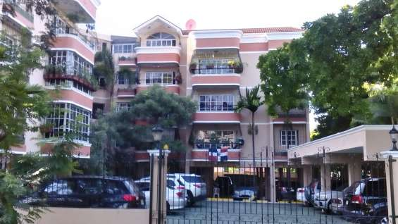Apartamento de 2 habitaciones en gazcue