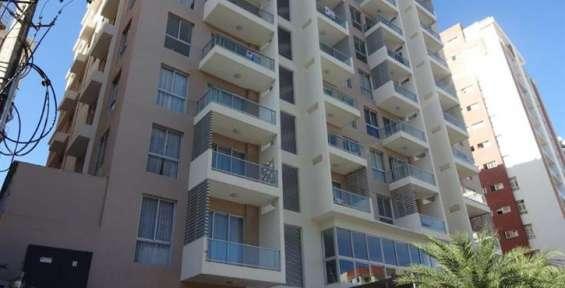 Apartamento tipo penthouse en ensanche paraíso