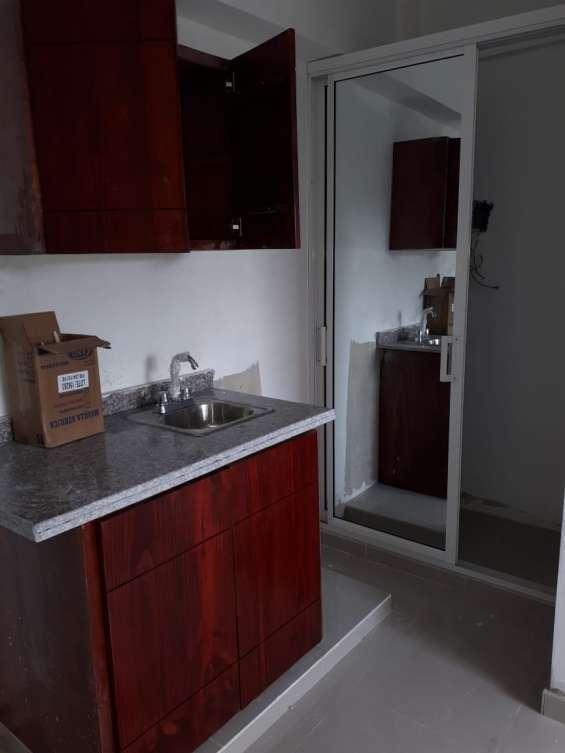 Apartamentos estudios amueblados, nuevos, zona unversitaria