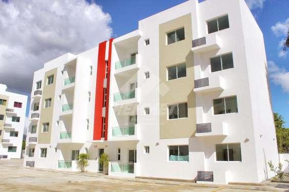 Apartamento venta llanos gurabo con piscina y azotea privada