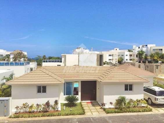 Fotos de Confortable casa de playa en proyecto cerrado sosua pp 2