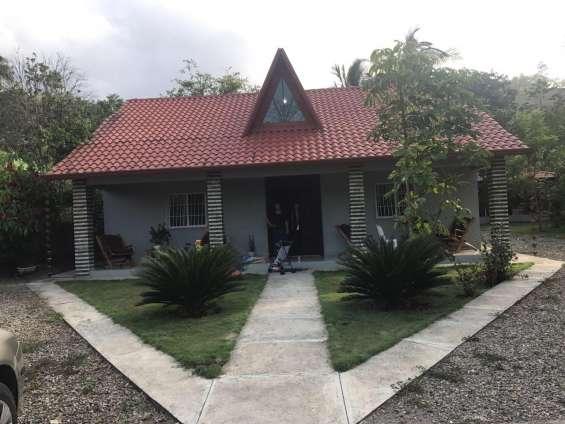 Casa de renta y venta en jarabacoa prc-104