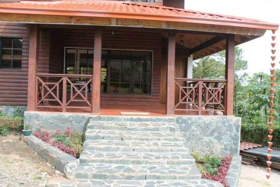 Villa de venta en jarabacoa rmv-129