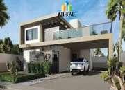Espectaculares villas en construcción- punta cana rd