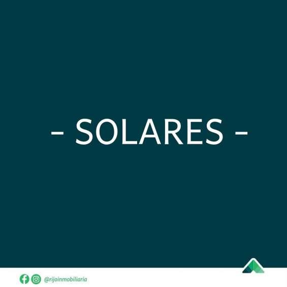 Gran oferta de solares