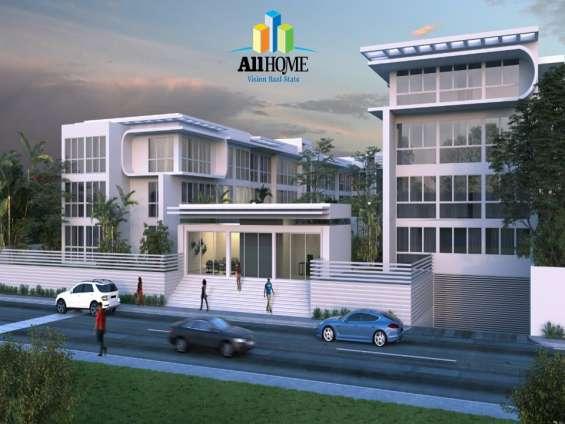 Impresionantes apartamentos en residencial de punta cana rd
