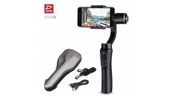 Zhiyun smooth q para celulares.