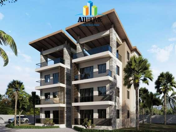 Apartamentos amueblados en punta cana rd desde us$ 88,000