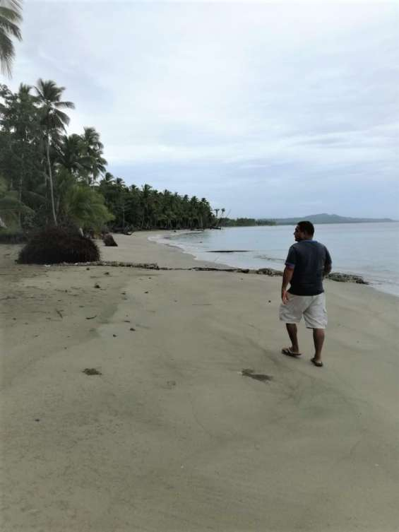 Terreno de 71,732.70mt2 con 250mls de playa, en gaspar hernandez, espaillat