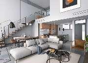 312 apartamento en venta en the flats at the village, punta cana village, punta cana