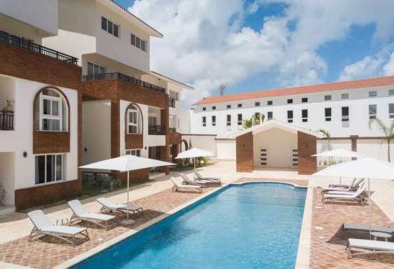 D-103 apartamento en venta en coral village ii, los corales, bavaro-punta cana