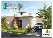 Preciosas villas  en punta cana rd desde us$  89,500