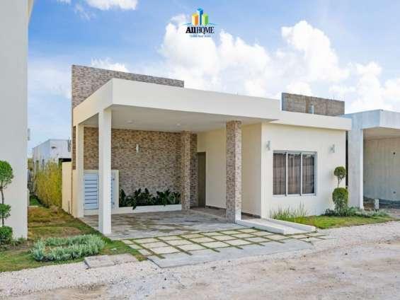 Magnificas villas en punta cana rd desde us$ 99,000