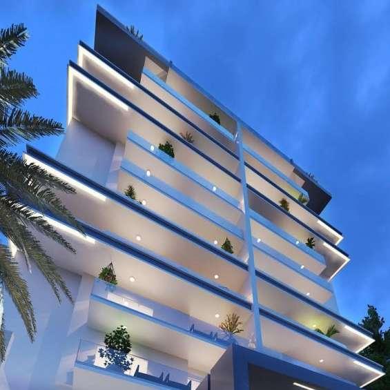 Proyecto, apartamento, bella vista, 3 habitaciones, venta