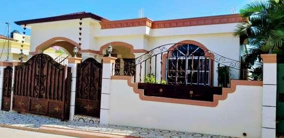 Casa en venta en puerto plata