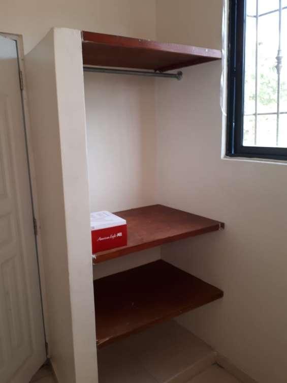 Apartamento  sin amueblar en alquiler, gazcue, de una habitacion, unibe, apec