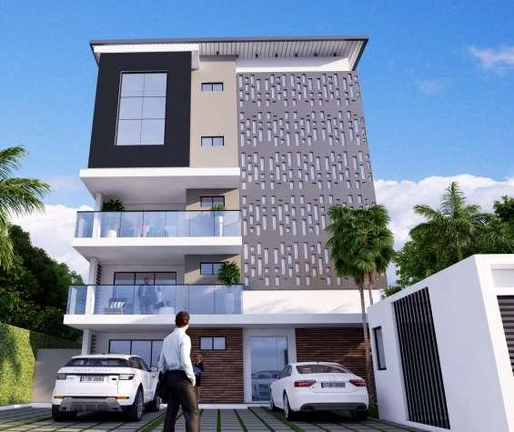 Apartamento de venta en villa olga santiago rep. dom. zpa-104