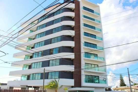 Moderno apartamento renta cerros de gurabo iii