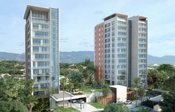 Lujosos apartamentos en torre en venta en la trinitaria jna-161