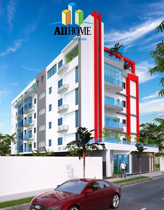 Confortables apartamentos en construccion, bella vista, distrito nacional