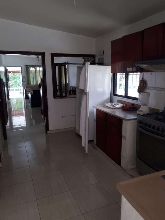 Alquiler apartamento amueblado en gazcue de dos habitaciones