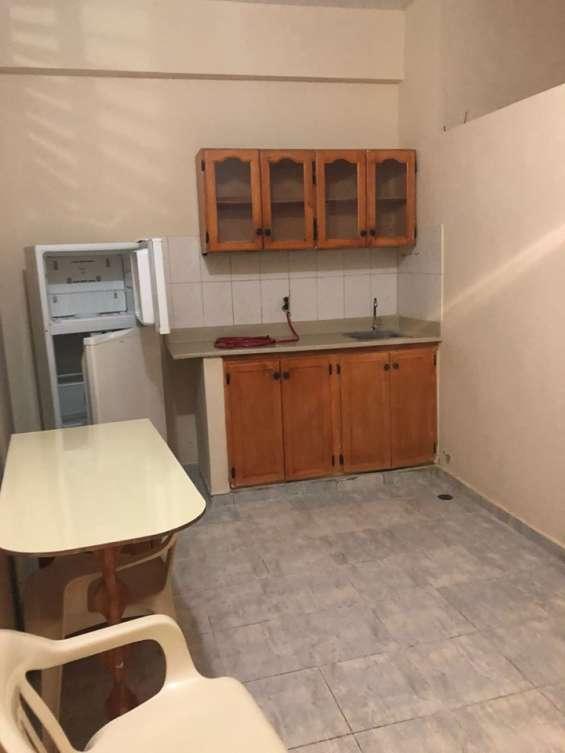 Gazcue apartamento estudio amueblado en alquiler, gascue