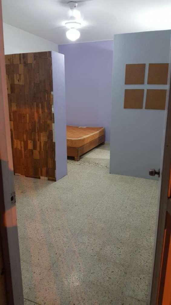 Alquiler apartamento estudio amueblado gazcue