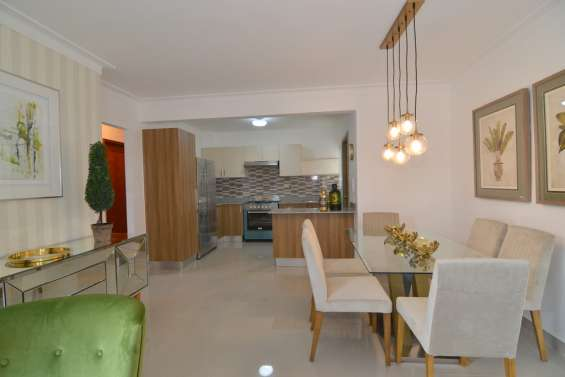 Hermoso apartamento en renta en la hispanoamericana