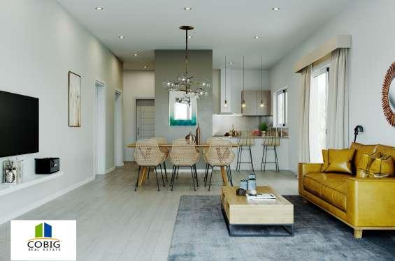 Hermoso apartamento en venta en punta cana la altagracia