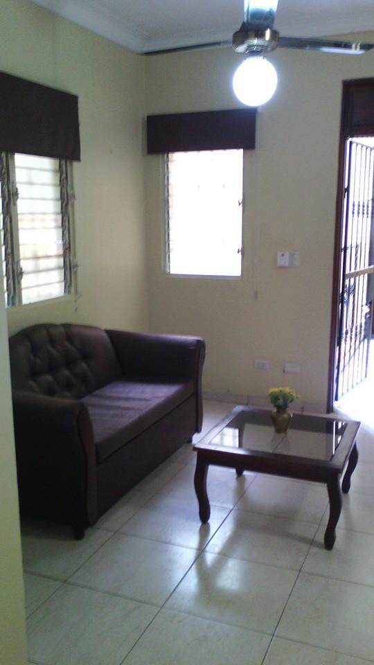 Zona colonial santo domingo alquiler apartamento amueblado de 1 habitacion