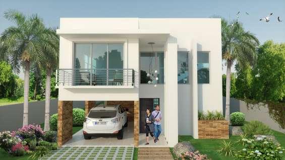 Hermosa villa en venta en puerto plata