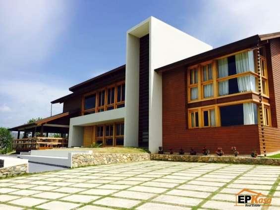 Villa amueblada de venta en jarabacoa rmv-123