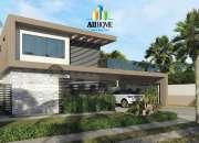 Residencial de  apartamentos y villas, miches-punta cana