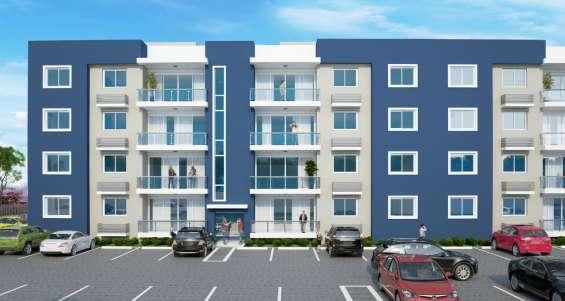 Vendo apartamento en construccion villa maria santiago