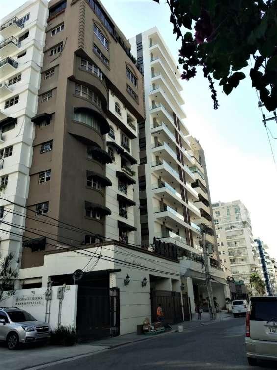 Apartamento en venta en el ensanche naco 3 habitaciones, 220 metros