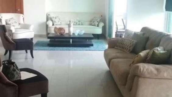 Alquilo apartamento amueblado en mirador norte 829-605-9525 / 829-544-2986