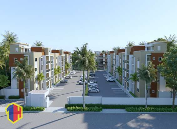 Exclusivo proyecto de apartamentos en la jacobo majluta