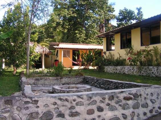 Casa de veraneo y hostel