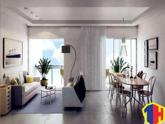 Apartamentos en la jacobo majluta con bono vivienda y areas sociales, piscina, gimnacio, p