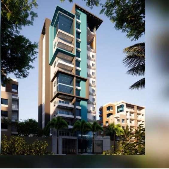 Torre scarlet ix: apartamentos en venta en alma rosa i
