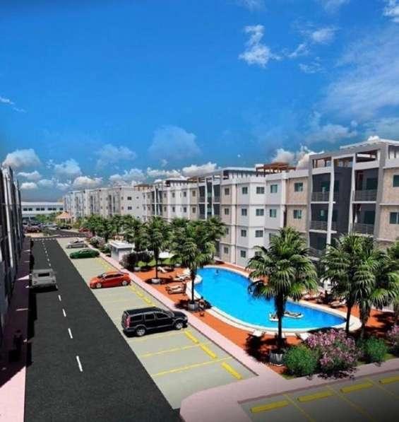 Apartamento de venta a 15 minutos de la playa cabarete