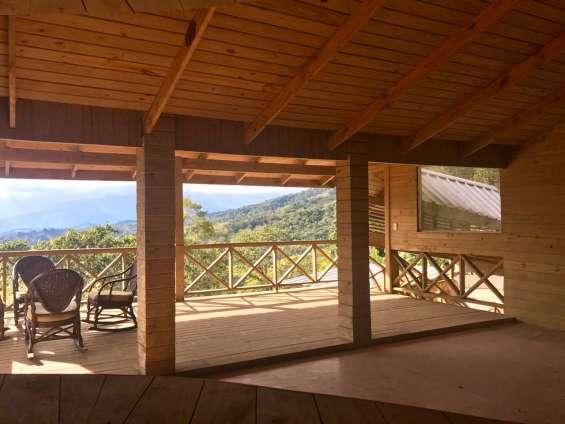 Restaurante/ hotel en ocoa, rancho arriba