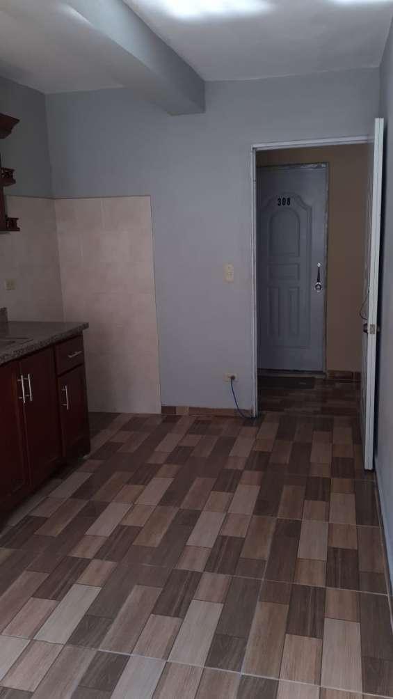 Alquiler apartamento de 1 habitacion en gascue santo domingo