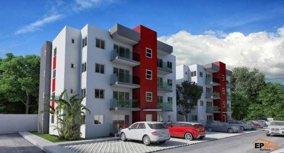 Apartamento de venta en res. don mero, la vega rma-127a