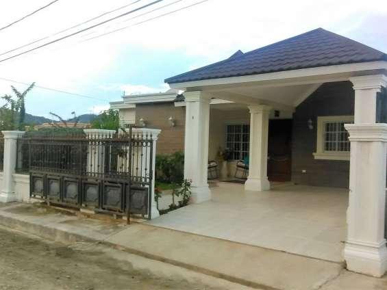 Casa de venta en residencial el mirador, jarabacoa rmc-151