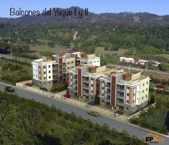 Apartamentos de venta en balcones del yaque i rma-132