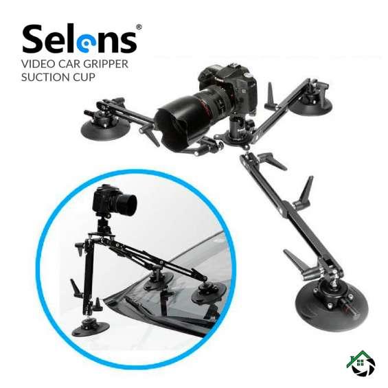 Car suction camera