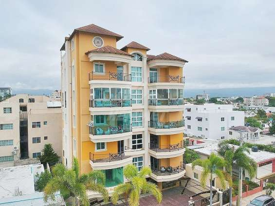 Espectacular apartamento villa olga santiago