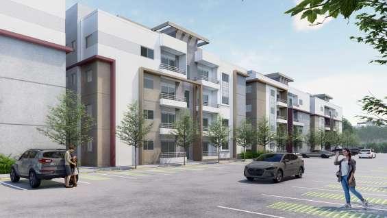 Espectacular proyecto de apartamentos en la jacobo majluta nuevos
