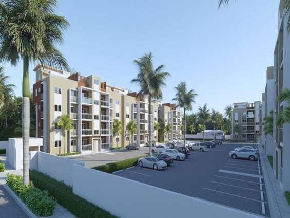 Exclusivo proyecto de apartamentos en la jacobo majluta, moderno, con piscina, gimnasio, a